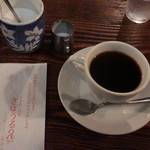 さぼうる 2 - セットのコーヒー