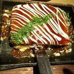 和民 - 満腹大阪キャベちー焼き
