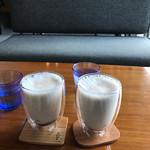 70376608 - コーヒーバナナジュース