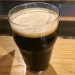 ブリューパブ テタールヴァレ - ビール黒L