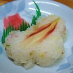 八十八庵 - みょうが寿司