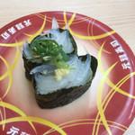 元禄寿司 - 白魚
