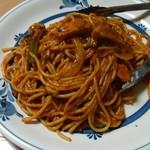 料理やFuji - ナポリタン