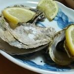 料理やFuji - 蒸し牡蠣