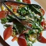 料理やFuji - サラダ