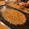 もんじゃ首里 - 料理写真:*カレーそぼろもんじゃ(¥700) +トッピング ベビースター(¥100)