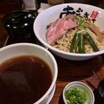 70380410 - つけ麺(並盛)