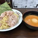 自家製麺 囲 - 料理写真: