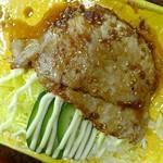 まるきん - 焼肉定食