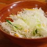 菩提樹 - サラダ