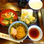 司 - よさこい定食1,200円