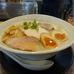 麺や厨 - スペシャルうっ鶏そば