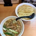 らーめん工房 麺作 - 料理写真:つけそば 中300g