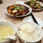 蒔田飯店 - 料理写真: