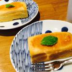 茶月譚 - 鳳梨酥(パイナップルケーキ)