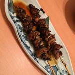 赤坂 ふきぬき - 肝焼き