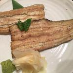 赤坂 ふきぬき - 白焼き