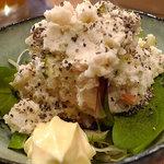 柳 - ポテトサラダ