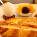 Cafe' O2 - 料理写真:フレンチトースト