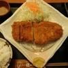 とんかつ厨房 匠  - 料理写真:ロースかつ膳150グラム(税込み1550円)