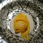 70392286 - 4種のチーズのラビオリ