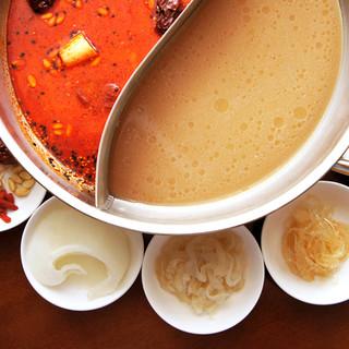 【単品鍋はじめました】薬膳火鍋&フカヒレ鍋ご提供開始