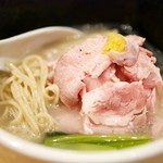 真鯛らーめん 麺魚 -