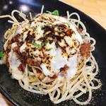 ブッチャーノ - 爆肉チーズミート(普通盛)