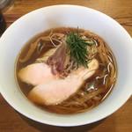ラーメン屋 トイ・ボックス - 「冷やしラーメン」750円