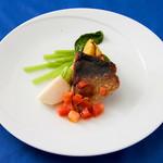 ラ・ヴェリータ - 本日の魚料理