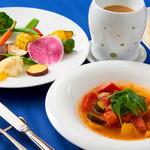 ラ・ヴェリータ - お野菜のフォンデュと食べるスープ