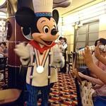 70397966 - CHEF MICKEY @ Disney AMBASSADOR HOTEL シェフ登場