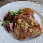 コルティブォーノ - 大山鶏もも肉のスパイス焼き 塩レモンソース