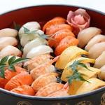 レストラン ロレーヌ - にぎり寿司
