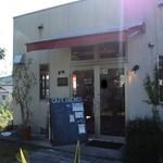 LATTE - お店の入口