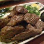 704492 - ☆牛ロース焼きのボリュームすごいです☆
