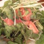 7040612 - ランチの焼きカレーについてるサラダ