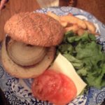 7040614 - 長女のハンバーガー