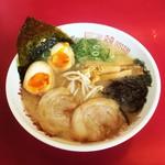 山小屋 - 料理写真:昭和ラーメン