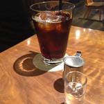 銀座2丁目ミタスカフェ - アイスコーヒー