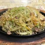 かどき食堂 - 肉野菜炒め