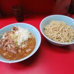 ラーメン二郎 - 料理写真:ぎょったま つけ麺