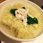 馬馬虎虎 - ワンタン麺