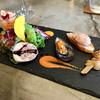 ビストロ パニエ - 料理写真:前菜盛り合わせ(ランチMenuA)