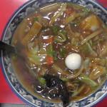 70404354 - 天鳳麺(真上)
