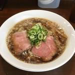 らーめん香澄 - 煮干ラーメン750円