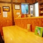 カフェ うりむぅ - カウンター