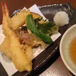 良かん - 天ぷら
