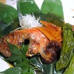 創作割烹 東 - 金目鯛の煮付け