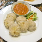 カリカ・インディアナレストラン - モモ(ネパール餃子)